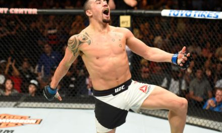 """Put do UFC213"" sa  Robert Whittakerom (VIDEO)"