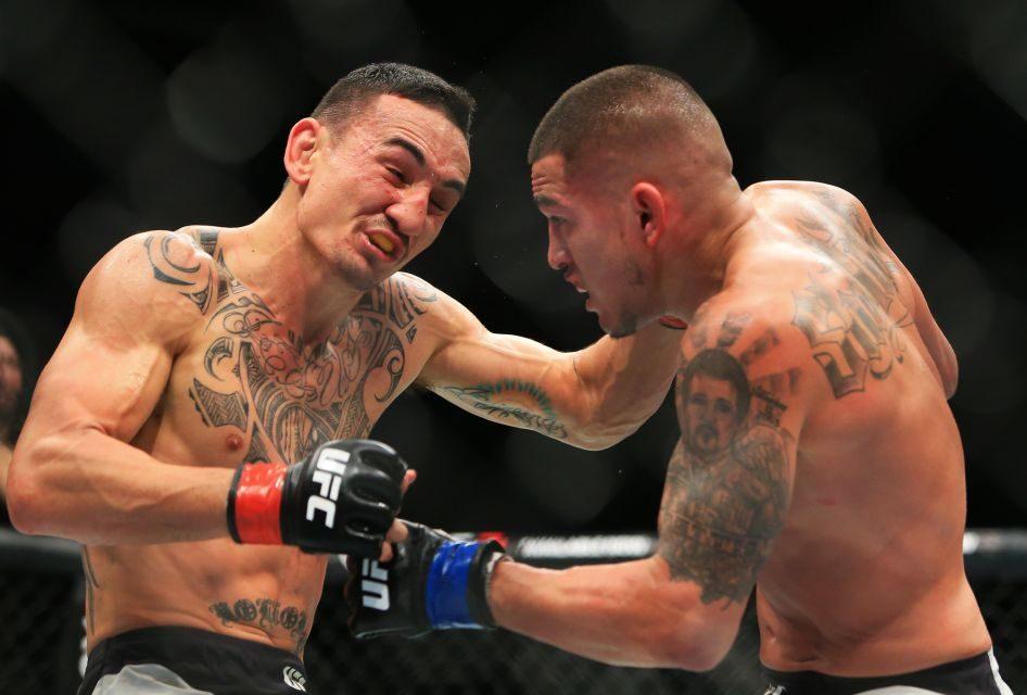 """Pogledajte borbu """"Max Holloway vs. Anthony Pettis"""" (VIDEO)"""