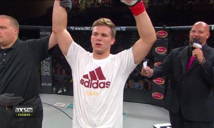 Velik talenat bira Bellator, jer smatra da UFC loše plaća!