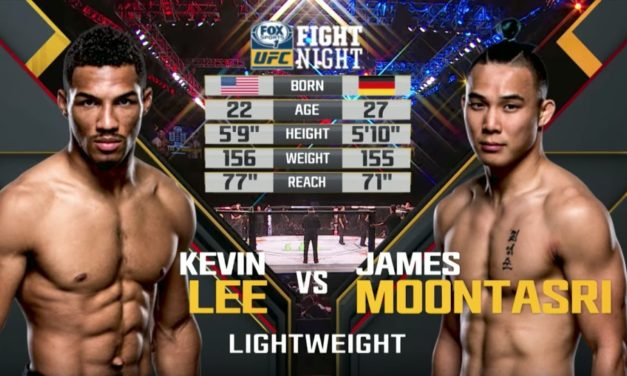"Besplatna borba ""Kevin Lee vs James Moontasri""! (VIDEO)"