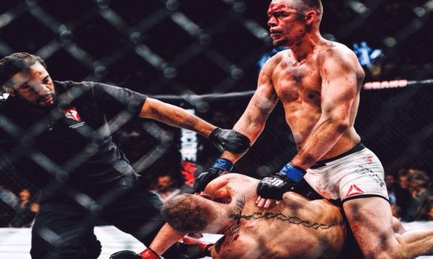 Nate Diaz i drugi MMA borci reaguju na borbu između McGregora i Mayweathera!