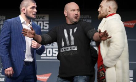 Conor McGregor želi da se bori sa Khabib Nurmagomedovom u Rusiji!
