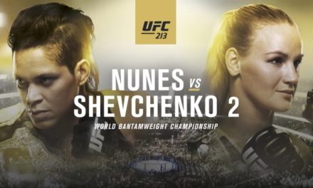 "Extended Preview za ""UFC 213: Nunes vs Shevchenko 2″(VIDEO)"