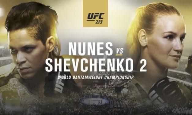 "Extended Preview za ""UFC 213: Nunes vs Shevchenko 2″(VIDEO)"