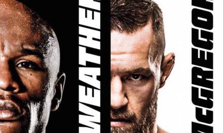 """Pogledajte zvanični poster za borbu """"Mayweather vs. McGregor"""" (PHOTO)"""