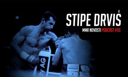MMANovosti- Podcast #55 – Stipe Drviš i Zlatko Ostrogonac – Trening kod Joe Fraziera, karijeri…