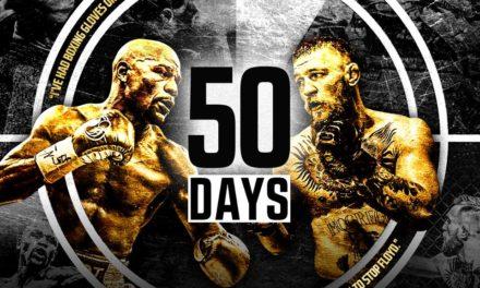 Pogledajte zvaničnu video najavu za borbu između Mayweathera i McGregora! (VIDEO)