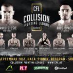 """Saznajte zvaničan datum i mesto održavanja prve priredbu """"Collision Fighting Leaguea""""u Beogradu!"""
