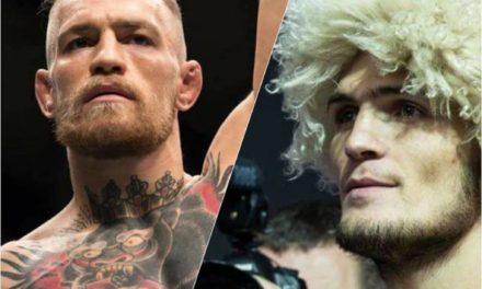 Conor McGregor potvrdio da želi da se bori sa Khabibom Nurmagomedovom u Rusiji! (VIDEO)