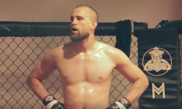 """Pogledajte intervju sa Lukom Jelčićem koji je dao za Islandski portal """"MMA frettir""""! (VIDEO)"""