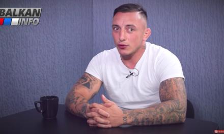 """Dušan Džakić: """"Među pravim sportistima nacionalizam ne postoji!"""" (VIDEO)"""