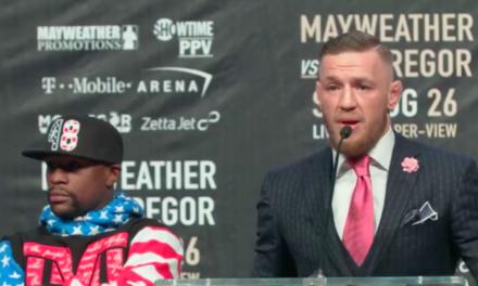 Conor McGregor: Nokautiraću Mayweathera u roku od četri runde!