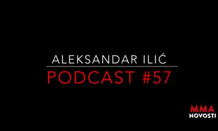MMANovosti- Podcast #57- Aleksandar Ilić i Zlatko Ostrogonac- Jon Jones, May vs. Mac