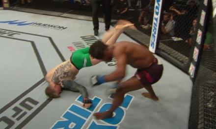 Galore Bofando nokautirao Charlie Warda bacanjem, pogledajte nokaut! (VIDEO)