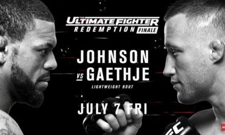 """Justin Gaethje završio Johnsona, Jesse Taylor pobednik """"TUF25""""!"""
