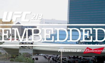 UFC 213 Embedded- treći deo (VIDEO)