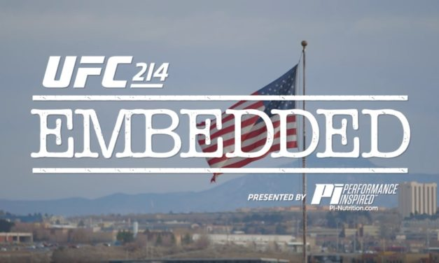UFC 214 Embedded- prvi deo (VIDEO)