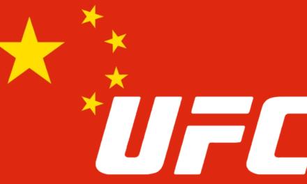 UFC održava svoju prvu priredbu u Kini krajem ove godine!