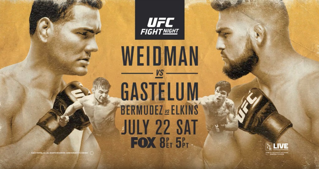 """UFC Road to the Octagon"" za UFC Fight Night Long Island! (VIDEO)"
