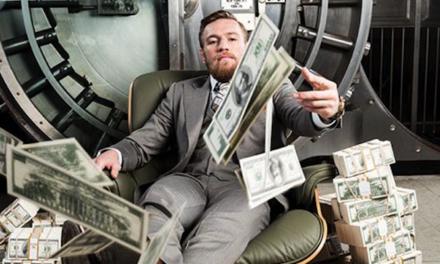 Trener McGregora: Njega ne motivišu pare više!