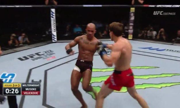 Prisetimo se kako je Bojan Veličković nokautirao Nico Mosukea! (VIDEO)