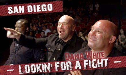 "Sada možete da pogledate novu epizodu ""Dana White: Lookin' for a Fight ""! (VIDEO)"