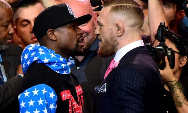 """""""Mayweather vs McGregor"""" konferencija za štampu drugi dan – UŽIVO večeras u 23:30!"""