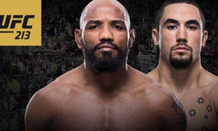 Robert Whittaker pobedio Romera i naneo mu prvi poraz u UFC-u, pogledajte sve rezultate sa UFC213!