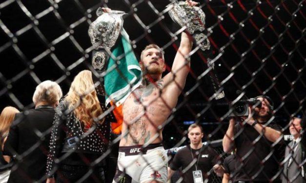 Deset najboljih trenutaka sa Conorom McGregorom u kavezu! (VIDEO)