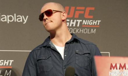 Stefan Struve gleda na Brock Lesnara kao jednu varalicu kojem nije mesto u UFC-u!