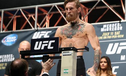 Gledajte merenje za Mayweather vs. McGregor uživo sa početkom od 00:00! (VIDEO)
