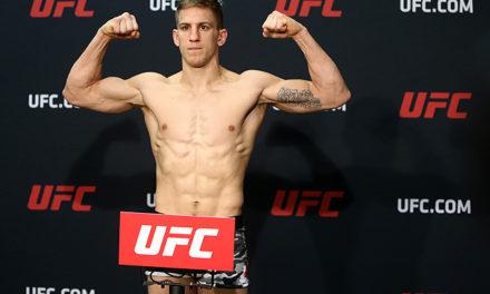 Bojan Veličković: Spreman sam i uzbuđen uoči moje sledeće borbe u UFC-ovom kavezu!