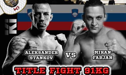 Miran Fabjan protiv Aleksandra Stankova na CFC4!