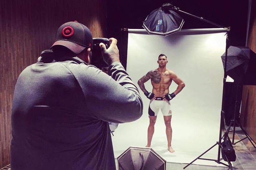 Aleksandar Rakić odradio slikanje i potpisivanje postera u Rotterdamu za UFC!