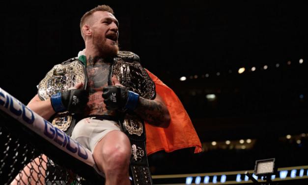 Conor Mcgregor se i dalje oseća kao šampion UFC-ove perolake kategorije!