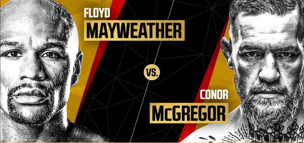 """Spisak borbi i početak borbi po našem vremenu za """"McGregor vs. Mayweather"""""""