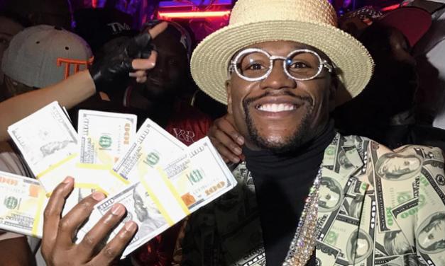 Mayweather otkrio koliko će para zaraditi u borbi sa McGregorom!