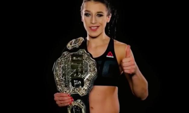 GLASINE! Joanna Jedrzejczyk protiv Rose Namajunas na UFC217!