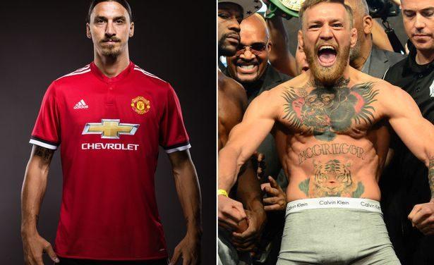 Zlatan Ibrahimovic: Ja sam fudbalov McGregor, a on je MMA-ov Zlatan Ibrahimović, pobediće večeras!