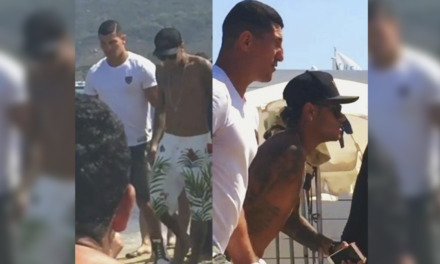 UFC borac radi kao lični čuvar fudbalskoj zvezdi Neymaru!