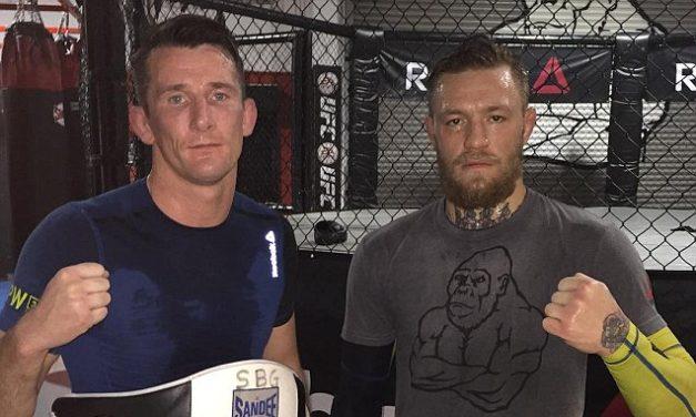 Trener McGregora: Conor ubija svoje sparing partnere, ne mogu ni da ga dotaknu!