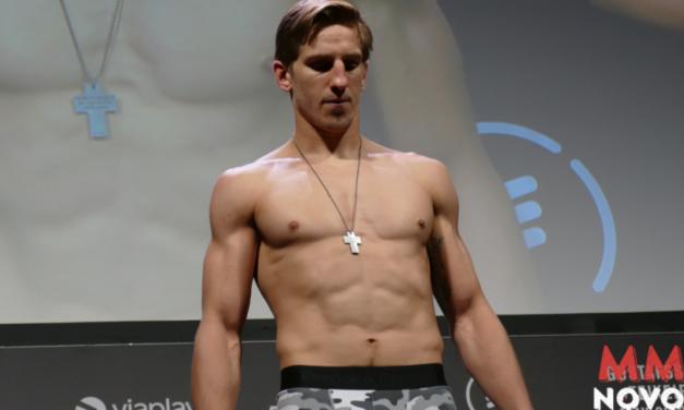 ZVANIČNO! Bojan Veličković se bori na UFC priredbi u Rotterdamu!