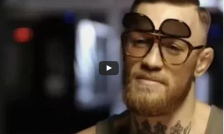 """McGregor o sparingu sa Pauliem Malignaggiem: """"He got his ass whooped!"""" (VIDEO)"""