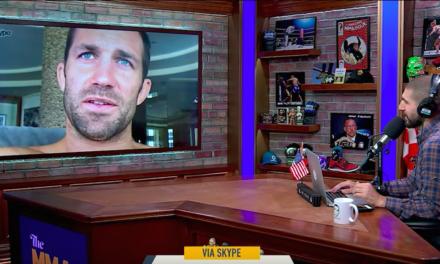 Luke Rockhold još nije siguran da će doći do borbe između St-Pierra i Bispinga održati! (VIDEO)