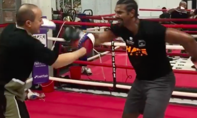"David Haye prihvatio ""McGregorov izazov""! (VIDEO)"