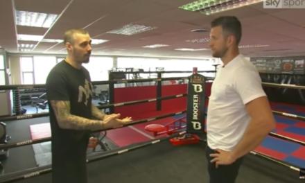 Dan Hardy analizira borbu između Floyda Mayweathera i Conora McGregora! (VIDEO)