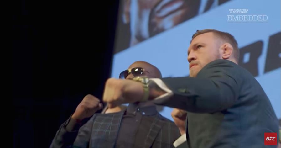 """Pogledajte četvrtu epizodu """"Embeddeda"""" za borbu između McGregora i Mayweathera (VIDEO)"""