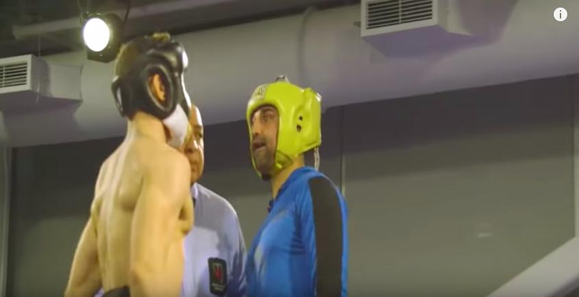 Novi video sparinga između Conor McGregora i Paulie Malignaggia! (VIDEO)