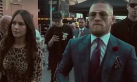 Conor McGregor stigao u T-Mobile arenu! (VIDEO)