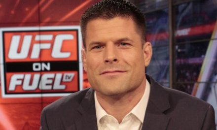 Brian Stann neće više biti komentator za UFC!